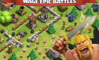 Clash of Clans Download for Free PC (Windows 7/8 Computer) : Clash Of Clans On PC For Free