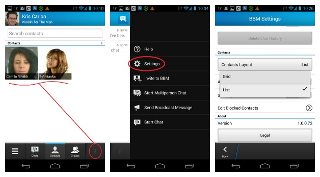 how to change mms settings on blackberry torch