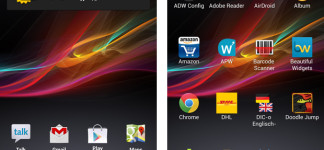 Personalize your Smartphone with best 5 Android Launchers: Adw Launcher