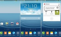 Leaked Samsung Galaxy S3 4.3 Firmware : Android43