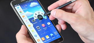 13.3-inch Samsung Tablet vs. Laptop: Galaxy Note 3 Test 8