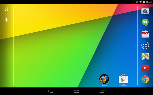 News and Information: Android 4.4 Kitkat On Nexus 7(2013 ...