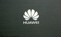 Android 44 KitKat Update for Huawei Ascend P6 Released on January : Rueckseite Mitte Logo Close Up