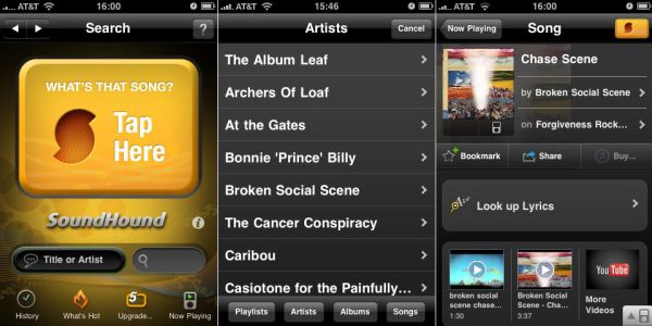 soundhound-screenshots