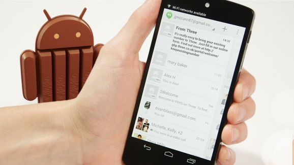 Android 4.4.2 already hitting Nexus devices