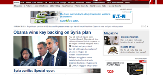 Get the Latest and Newest Breaking News in BBC App: BBC