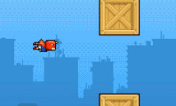 If You Want A Game That Is Similar To The Flappy Bird, You Can Always Play The Ironpants: Ironpants