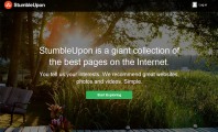 Find Your Favorite Pages Collection with StubleUpon: StumbleUpon