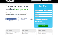 Tagged, an Online Dating Application : Tagged