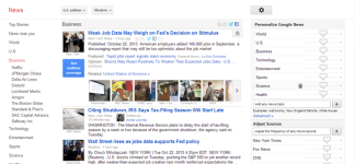 Grabbing All Information in Your Hands with Google News: Apps Google News