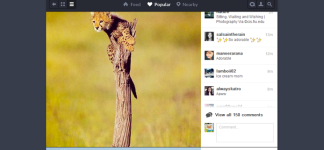Learning the Best Instagram Experience on Your Desktop By Using Pixsta: Details Apps Pixsta