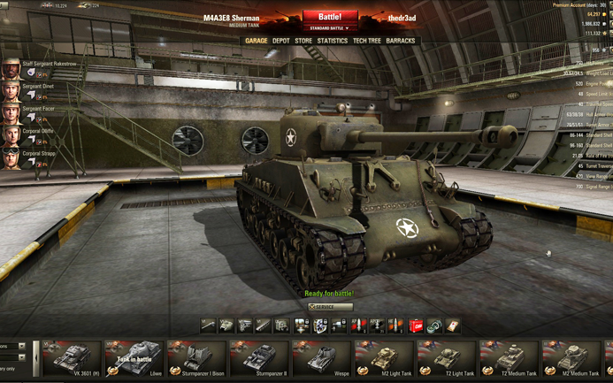Build Your Own Tank Online Game