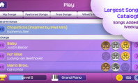 Playing Your Favorite Tune With Magic Piano : Download Magic Piano By Smule