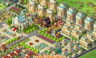 Rising Cities: A Chance to Be A Powerful Metropolis Mayor : Download Apps Rising Cities