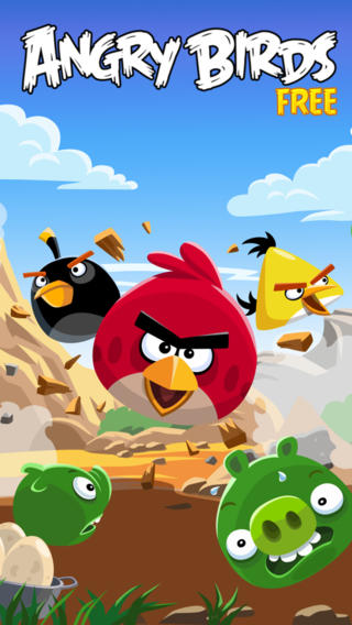 Angry Birds Free download for iphone