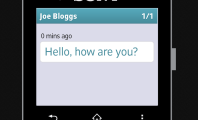 Incredible Chatting Alert for Smart Gear : Chatting Alert 2