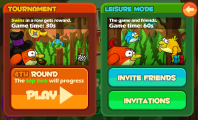 Clumsy Bird for Flapping Game on Android Smartphone : Clumsy Bird 4