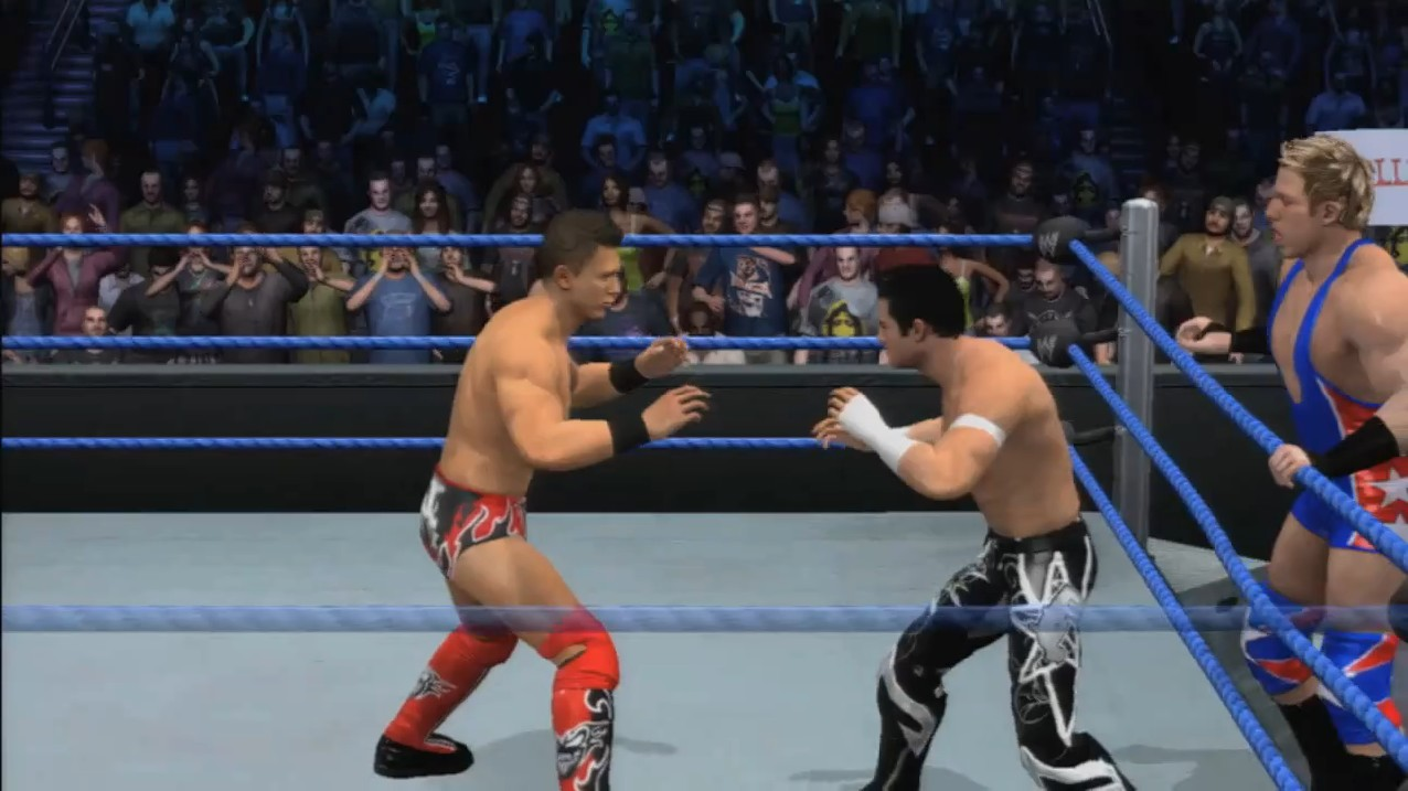 New Wrestling Game For Ps3 : Games smackdown vs raw wwe game newsinitiative