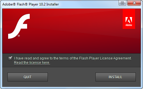 adobe flash player update for google chrome free download