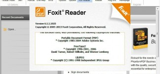 Foxit Reader – Free Download: Foxit Reader 1