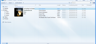 Windows Media Player Free Download: Windows_Media_Player_screenshot