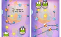 5 Newest Games at Google Play Free : Cut The Rope Screenshot