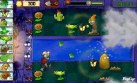 5 Cool Android Games about Tower Defense : Plantsvszombies1