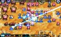 5 Cool Android Games about Tower Defense : Towerdefense