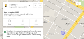 Google: Android Device Manager Disabled on Your Device: AndroidPIT Android Device Manager Remote Lock