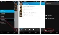 BlackBerry Messenger (BBM) Tips and Tricks: AndroidPIT BBM HideUpdates