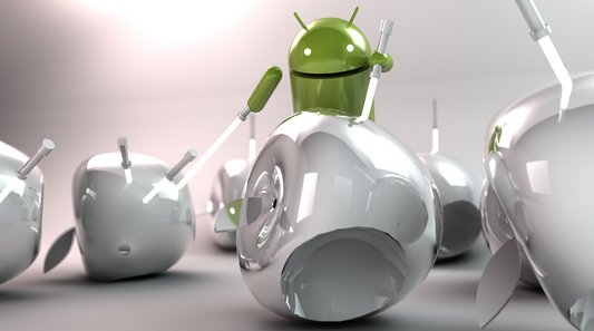 android-vs-apple-wallpaper