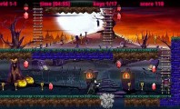 Guideline for Game: Using Wii Remote with Smartphone and Tablet PCS : Grave_digger