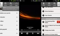 Five Excellent Radio Apps for Android : Lastfm Screenshots