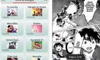 5 Manga and Anime Applications You Must Try : Mangadroid