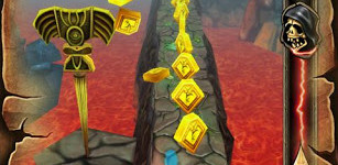Awesome Games Inspired by Temple Run for Android: Unnamed 1