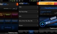 Five Excellent Radio Apps for Android : Xiia Screenshots