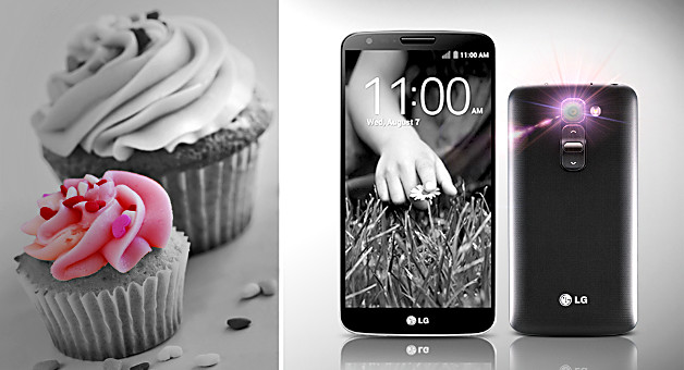 After announcing the LG G2 mini, the manufacturer plans to show it at the congress!