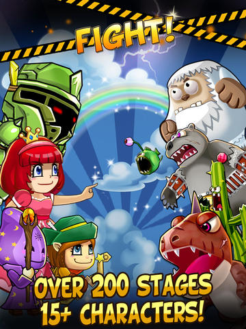 Angry Princess  2014 GO for iphone