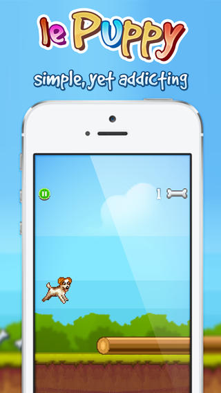 Apps Le Puppy for iphones