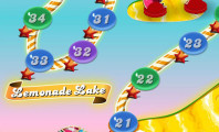 With Candy Crush Saga, not only you can experience joyful playing time, you can also enjoy the great images : Candy Crush Saga