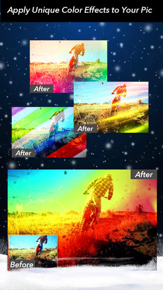 Donwload InstaEffect FX - Awesome Fotos FX Editor Enhancer for Ipohne