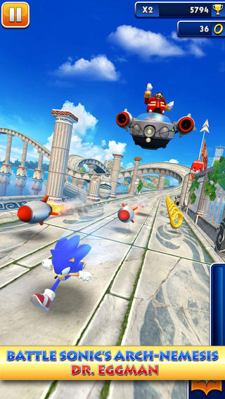 Download Apps Sonic Dash