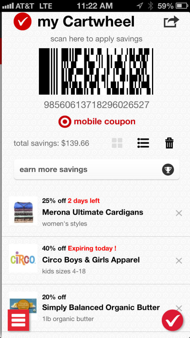 Download Cartwheel by Target