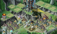 Saving Atlantis, the Lost Continent in Dragon of Atlantis : Dragons Of Atlantis