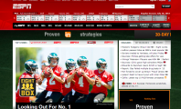 Updating Sport News with ESPN App : ESPN