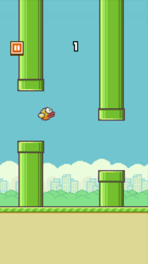 Flappy Bird review for games