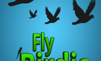 If you want a game that is totally similar to the Flappy Bird, you can always play the Fly Birdie : Fly Birdie