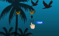 If you want a game that is totally similar to the Flappy Bird, you can always play the Fly Birdie : Fly Birdie For Iphone