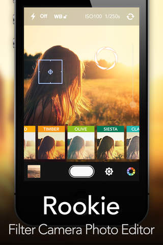 Free download Rookie  Photo Editor for iphone