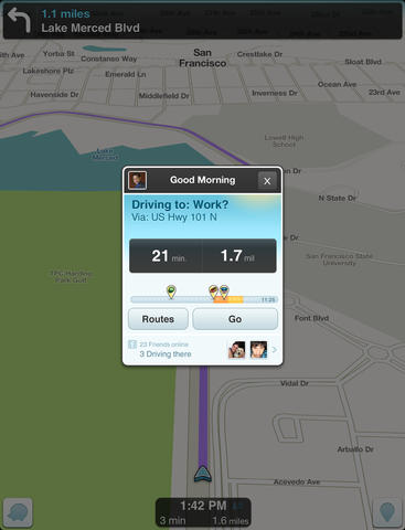 Free download Waze Social GPS, Maps & Traffic